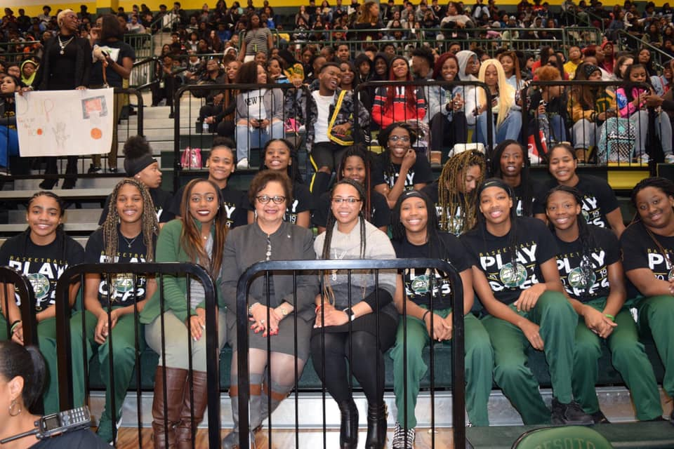 mayor desoto varsity girls basketball