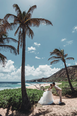 Sandy Beach Oahu Hawaii