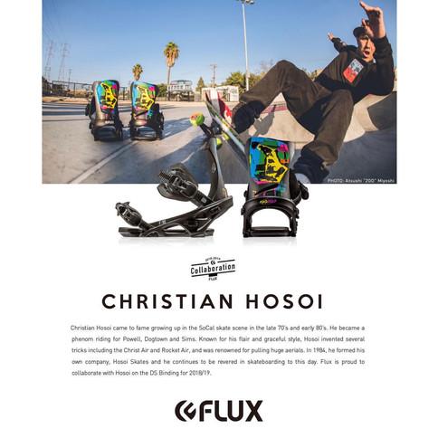 FLUX x CHRISTIAN