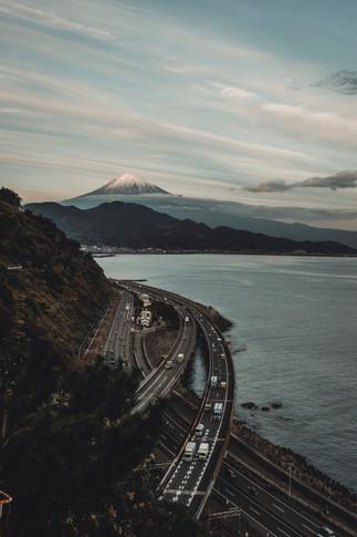 薩埵峠 - 静岡
