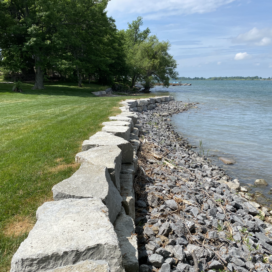 Shoreline protection