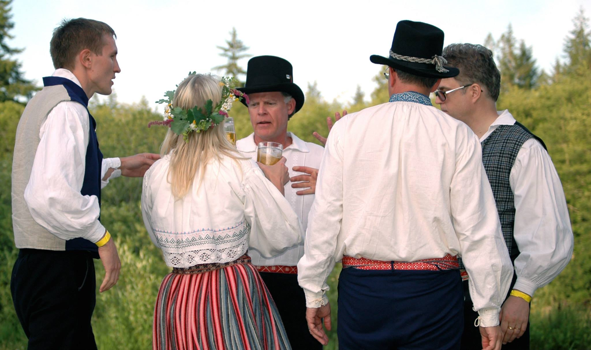 Baltic Summer Solstice
