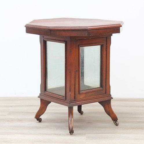 Victorian Mahogany Octagon Table
