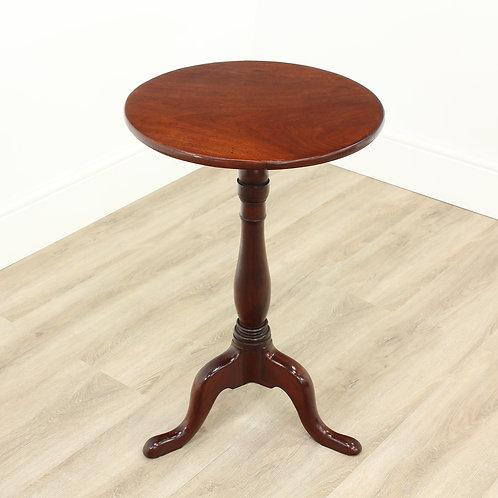 Georgian Mahogany Lamp Table