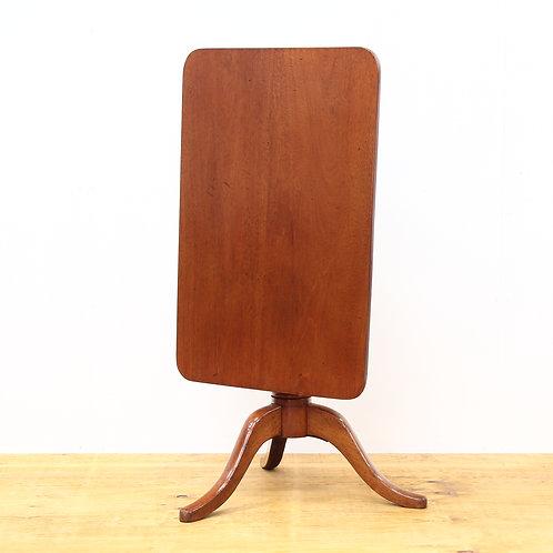 Victorian Mahogany Pedestal Snap Top Table