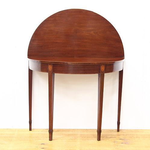Victorian Mahogany Tea Table