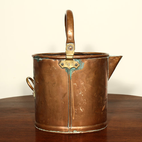 Great Western Railway Victorian Copper Can