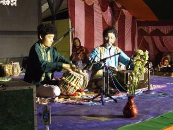 「ライブ in Shundarban in India」