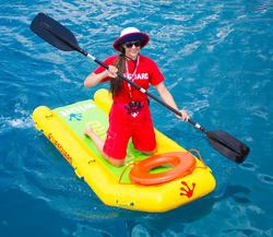 Lifeguard Board
