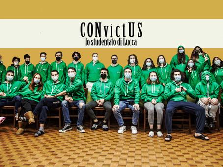 """ecco la """"famiglia  dei Convicti """" anno accademico 2020-2021"""