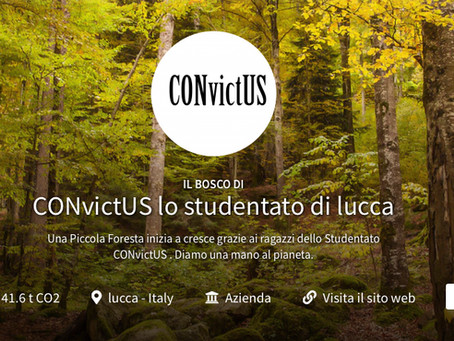 CONvictUS sempre più green