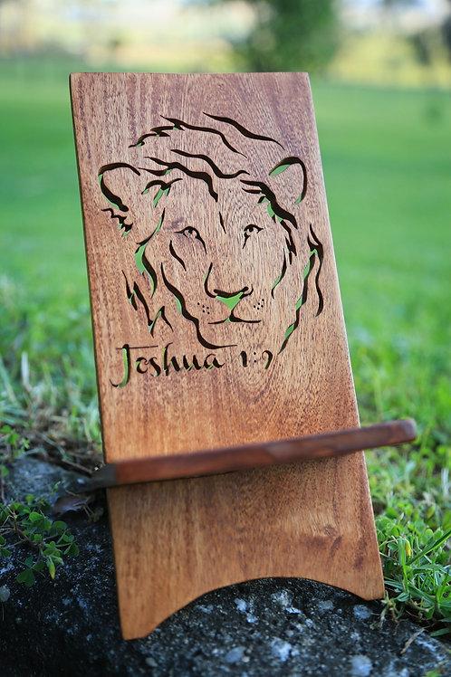 Joshua Lion Stand