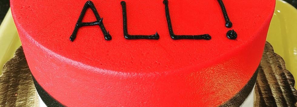 "6"" red poke ball"