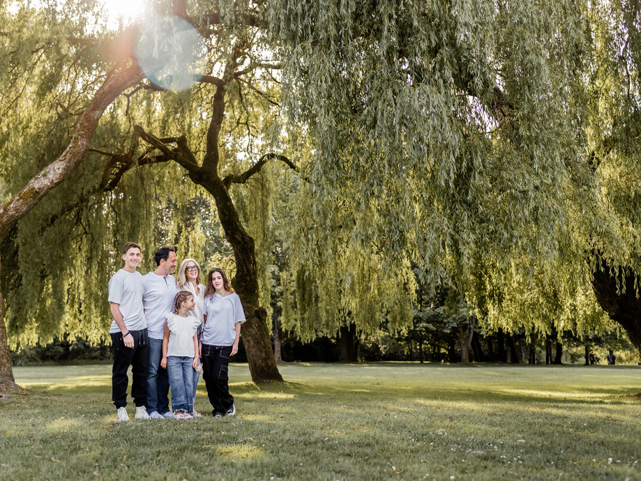 Family Photo Session - Vancouver BC