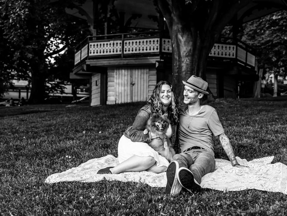Engagement Photos - Vancouver BC