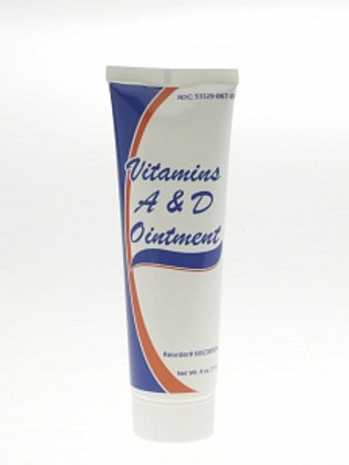 A&D Ointment (4 oz tube)