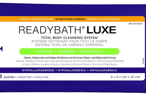 ReadyBath in-a-bag (8 per pack)