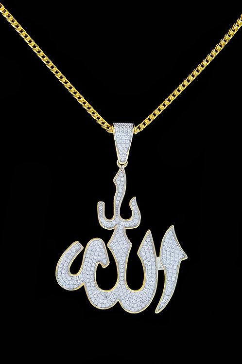 "Micro Allah ""God"" Pendant"