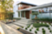 Interior Leaf Housing Complex Landscape