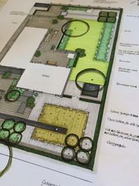 Interior Leaf - 2D / 3D Designs