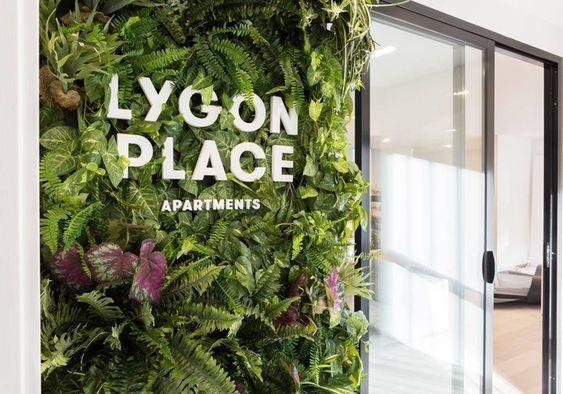 Interior Leaf Green Sign ideas