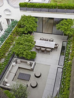 Interior Leaf rooftop gardens