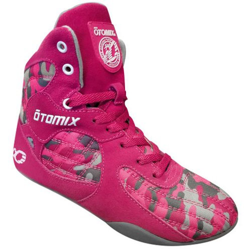 Otomix Shoes -Female Pink Camo