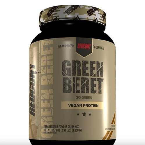 RC1 Green Beret Vegan Protein-2lbs