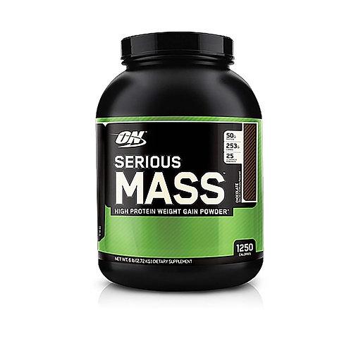 Serious Mass-Weight Gain - 6lbs