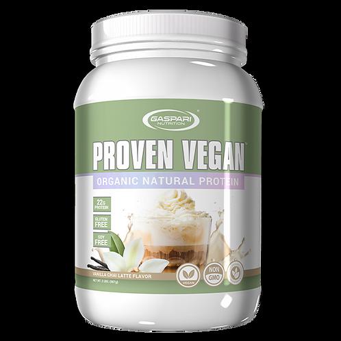 Proven Vegan Organic Natural Protein - 2lb