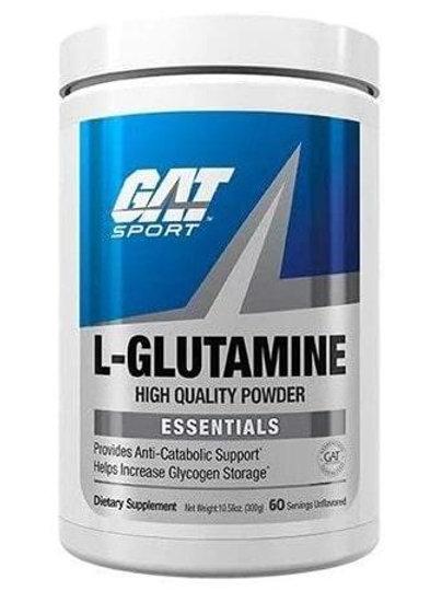 GAT L-Glutamine 300g/60sv