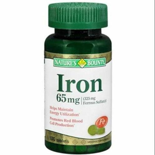 Iron - 65mg