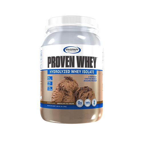 Proven Hydrolyzed Whey Isolate