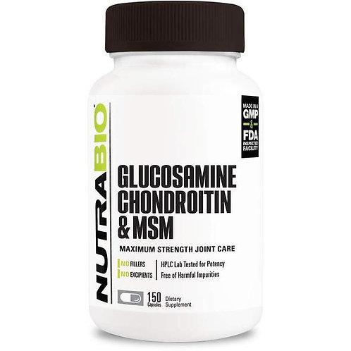 Glucosamine Chondroitin Opti MSM 150 caps - NB