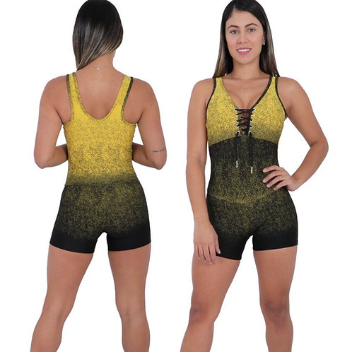 Jumpsuit/Romper Jacquard - One Size Fits All