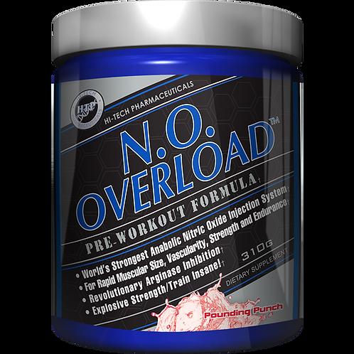 N.O Overload 310g - HTP