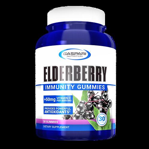 Elderberry Immunity Gummies - 30serv