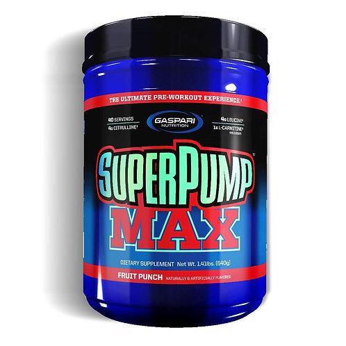 SuperPump Max 40s