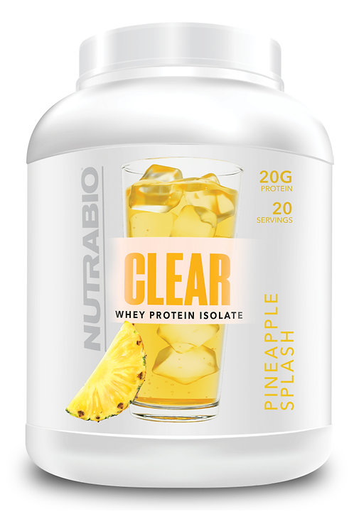 Clear (Whey Protein Isolate)
