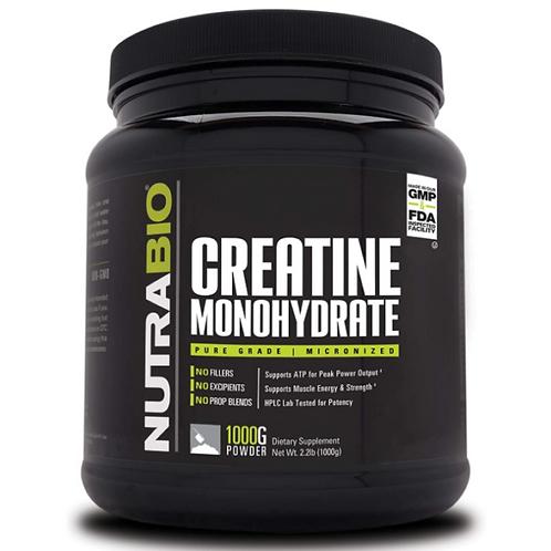 Creatine Monohydrate 1000g - NB