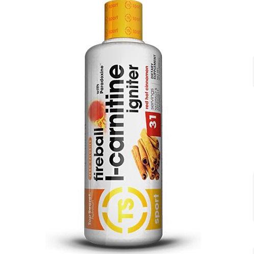 Fireball L-Carnitine Liquid 16oz