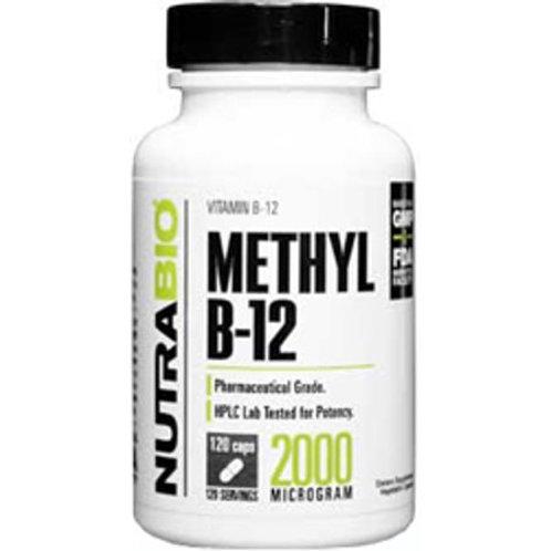 Methyl B12 (2000mcg)