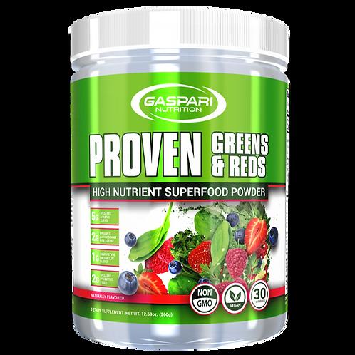 Proven Green & Reds 30serv