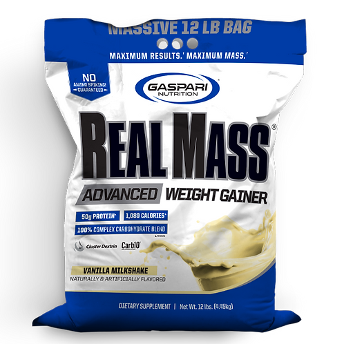 RealMass Advance Weight Gainer 12Lbs