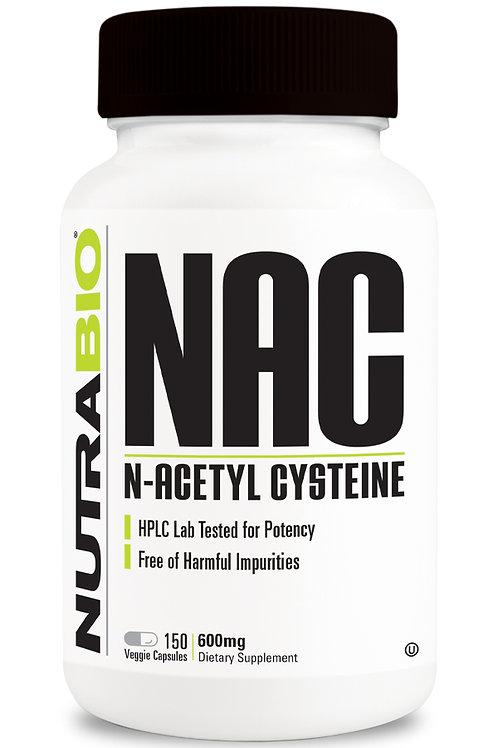 NAC (N-ACETYL CYSTEINE) - NB 150 CAPS