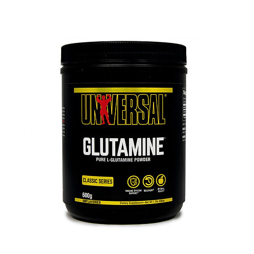 Glutamine 300g- Universal