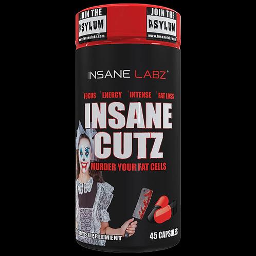 Insane Cutz 45 Caps - Fat Burner