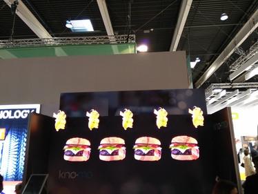 flying hamburguesas