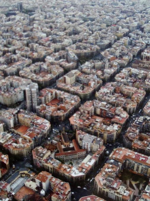 Barcelona's Supermanzanas