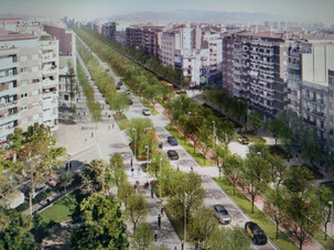 Meridiana, An Avenida In Search Of A Soul